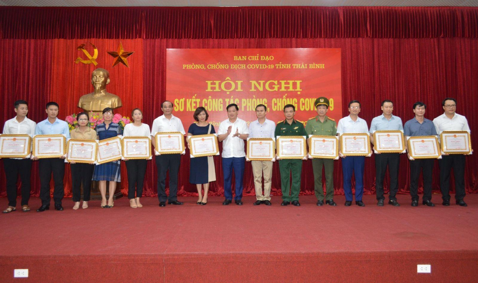 Thái Bình:  Dịch bệnh COVID-19 đang được kiểm soát tốt